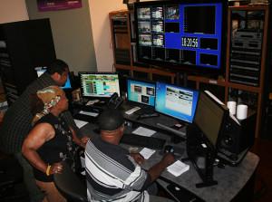 DCTV control room