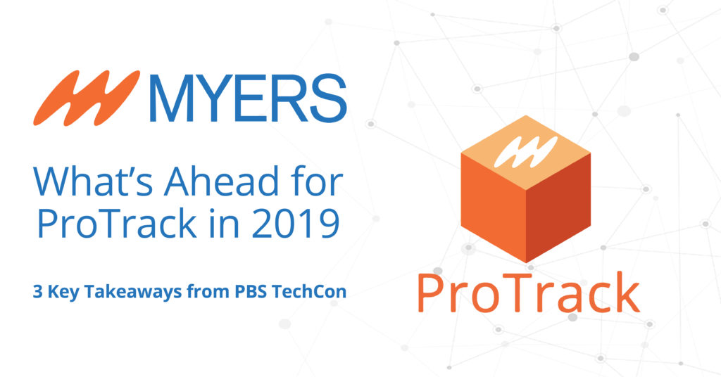 Myers ProTrack User Workshop