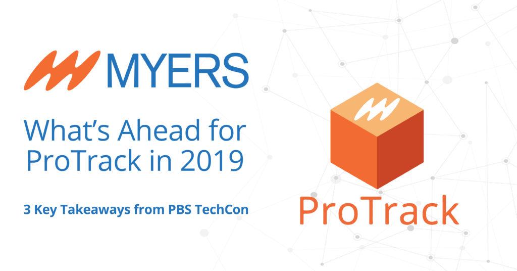 Myers ProTrack User Workshop