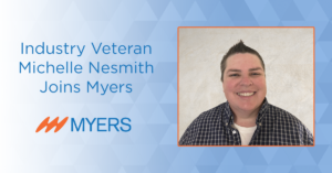 Michelle Nesmith joins Myers